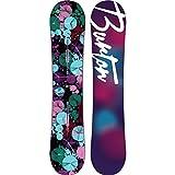 Burton Damen Snowboard Genie, 138, 10697102000