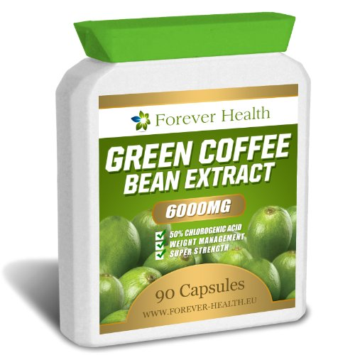 GREEN-COFFEE-BEAN-Extracto-de-Grano-de-Caf-Verde-Fuerza-Mxima-de-los-Quemadores-de-Grasa-90-Tabletas-Perder-Hasta-45-kilos-en-3-Semanas-Con-Estos-Sper-Fuerte-6000mg-Dieta-de-Adelgazamiento-Tabletas-Ba