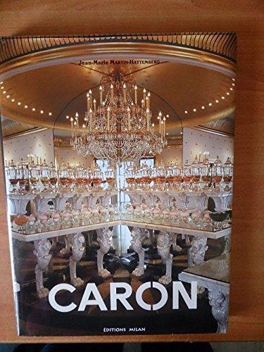 Caron. Edition français-anglais