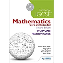 Mathematics: Study and Revision Guide
