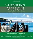 The Enduring Vision: v. 2 (Sold Singly)