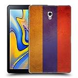 Head Case Designs Armenia Armenisch Vintage Fahnen 4 Ruckseite Hülle für Samsung Galaxy Tab A 10.5 (2018)