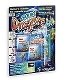New Kids Aqua Dragons Science Kit Children Aquatic Creatures Educational Toys