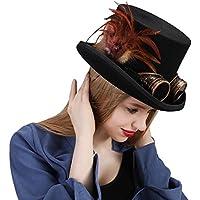 Amazon.es  Disfraces De Circo - Sombreros para adultos   Sombreros ... 3aae49dc7c8