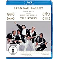 Spandau Ballet - Soul Boys of the Western World -