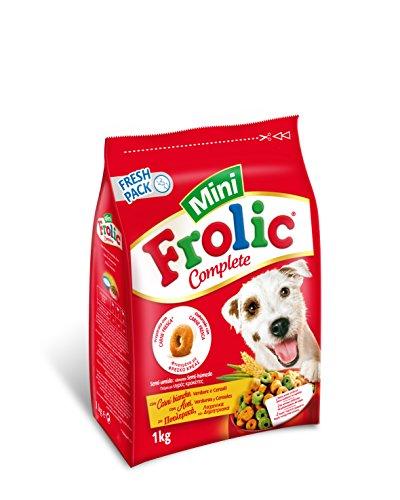 Pienso perros adultos mini aves 1kg   [Pack 6]