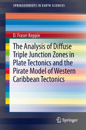 The Analysis of Diffuse Triple Junction Zones in Plate Tectonics and the Pirate Model of Western Caribbean Tectonics (SpringerBriefs in Earth - Junction Block