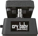Jim Dunlop JD-CBM535Q Pédale d'effets pour guitare Cry Baby WAH Mini