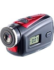 Somikon hD étanche-mini-caméra d'action avec pack plongée
