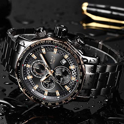 Relogio Masculino 2019 Nuevo Reloj para Hombre Lige Relojes para Hombre Top Brand Luxury Male Sports...