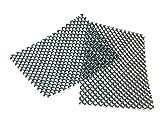 Fugengitter 13cm hoch (50 Stück) als Fugenlüfter und Schutz der Stoßfugen des Klinkers vor Bienen, Wespen oder Mäusen (zum Nachrüsten)