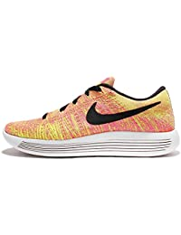 Nike Womens Lunarepic Low Flyknit OC Running Shoes-Multi-Color/Multi-Color-7