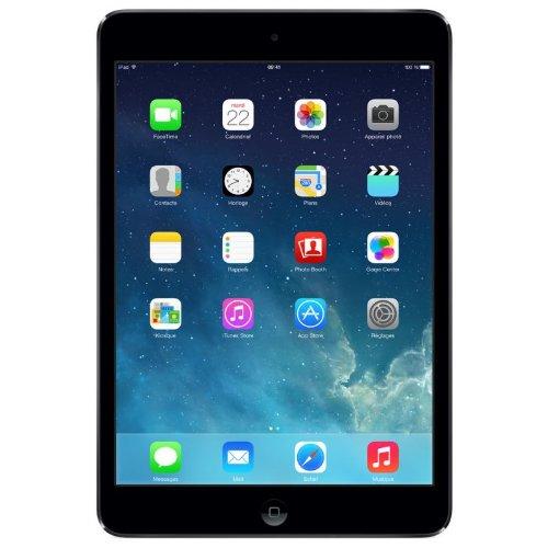 """Apple iPad mini tactile 7,9"""" (20,07 cm) Apple A5 1 GHz 16 Go Wi-Fi Gris Sidéral"""