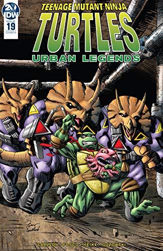 Teenage Mutant Ninja Turtles: Urban Legends #19 (English ...