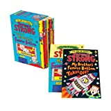 Jeremy Strong My Brother's Famous Bottom Complete Box Collection Books Set.