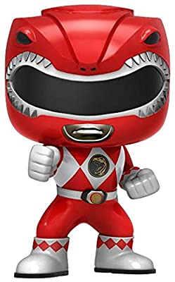 Power Rangers Red Ranger Vinyl Figure 406 Figurine de collection