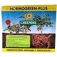 Greendel Hormogreen Plus Enraizante Esquejes en Polvo, Plantas JED, Polvo Adherente Aplicación Directa Listo para Usar - sobre 15 gr