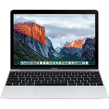 """Apple - MacBook 12"""" (All-in-One Desktop PC, 1.2 GHz, 512 SSD, 8 GB RAM, Intel), Plateado"""