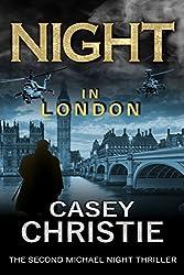 Night In London (Night Series Book 2) (English Edition)
