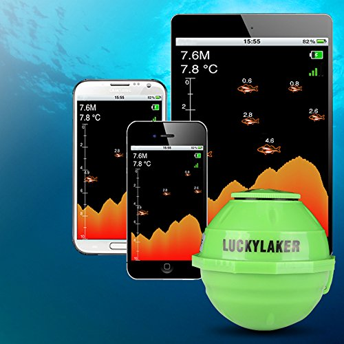 Lucky Laker - Fish Finder - WIFI - IOS und Android
