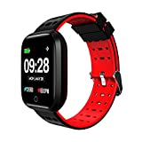 Q8 Smart Watch 1.3 Pollici a Colori Schermo Intelligente Braccialetto Fitness Tracker Intelligente da Polso per iPhone Android Samsung Uomini Donne