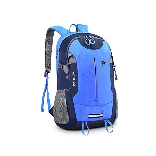 Zainetto da escursione Bonibol 35L, zaino da campeggio/viaggio/casual ultraleggero e resistente all'acqua 1 spesavip
