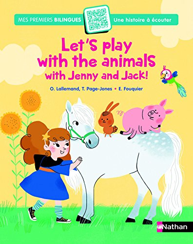 Let's play with the animals with Jenny and Jack - Tome 4