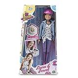 Soy Luna ylu33 Bambola 25cm con collana