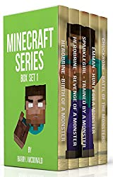 Minecraft Series Book 1 - (5 Books For The Price Of 2) *An Unofficial Minecraft Chapter Books Series (Minecraft Series Books) (English Edition)