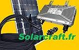 Installation 260 Watt Système complet photovoltaïque solaire