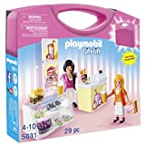 PLAYMOBIL 5631 - City Life: Tragbarer Spielekoffer - Lebensmittelladen [UK Import]