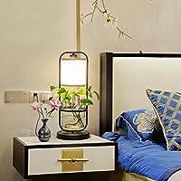 LightSei- Chinesische Fußboden-Lampe kreative vertikale Lampe moderne Retro amerikanische Eisen-Studie Schlafzimmer-Fußboden-Lampe... preisvergleich bei billige-tabletten.eu