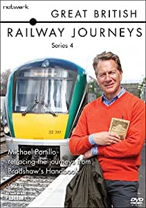 Great British Railway Journeys: Series 4 [DVD] [Import anglais]