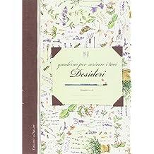 Quaderno per scrivere i tuoi desideri