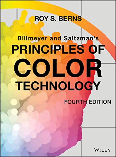 Billmeyer and Saltzmans Principles of Color Technology (English ...