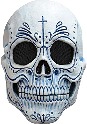 - Adult Day Of The Dead Skull Maske