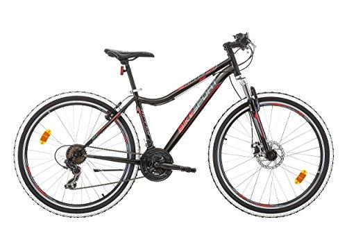 Bikesport HI-FLY Bicicleta de montaña, Shimano 21 velocidades Tamaño de rueda: 27.5 Inch