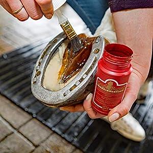 Kevin Bacon Nur das Beste für das Pferd perfekte Hufpflege Kombiset