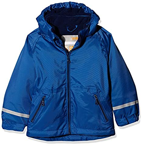 CareTec Kinder Schneejacke, Blau (Nautical Blue 7801), 86