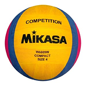 Mikasa Wasserball W6609W, gelb / blau / pink, 1212