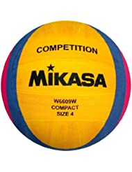 Mikasa 1212 W6609W Water Polo Ball Yellow/Blue/Pink