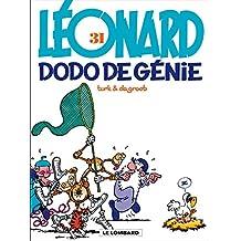 Léonard, tome 31 : Dodo de génie