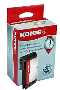 Kores - encre pour brother DCP-145C/DCP-185C, noir