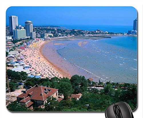 tsingtao-qingdao-china-mouse-pad-mousepad-beaches-mouse-pad