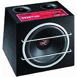 Mac Audio MPE 112 R - Sistema de subwoofers en cajones para vehículos de 1000W, negro