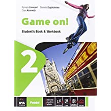Game on! Student's book-Workbook. Per la Scuola media. Con e-book. Con espansione online: 2