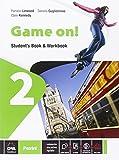 Game on! Student's book-Workbook. Per la Scuola media. Con e-book. Con espansione online: 2 - PETRINI EDITORE - amazon.it