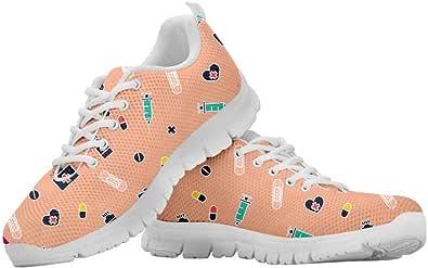 Chaqlin Scarpe da corsa da donna da uomo Causal Sport Fitness Mesh Sneakers leggere Jogging Walking Scarpe da ginnastica