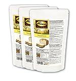Dr. Almond Paleo Eiweissbrot Backmischung TOASTBROT low-carb glutenfrei sojafrei (3er Pack) Brotbackmischung glutenfreies low carb Brot DAS ORIGINAL
