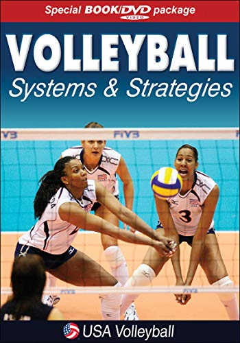 Volleyball Systems and Strategies por USA Volleyball